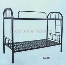 2013 metal bunk bed (608) double deck bed