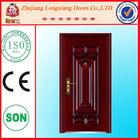 LBS-8812 steel security hotel room doors for hotels