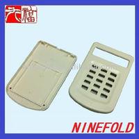 Injection molded plastic case/ Custom plastic cases for cellphone