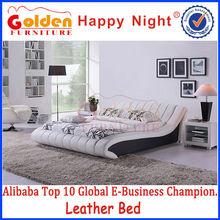 Hg882 moderne luxe lits avec King Size