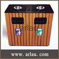 arlau bw23 de residuos de madera de contenedores contenedor de basura