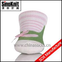 Cute Baby 100% Cotton Socks Like Shoe