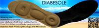 diabetic shoe insert/shoe insoles /diabetic shoes wholesale