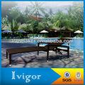 piscina de plástico rota silla de salón 1171