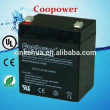 12V4.5AH Recharge Lead acid battery/ UPS battery/Sloar Battery