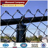 High Quality PVC Coated Chain Link Fence 3.76/4.88mm for Government Project