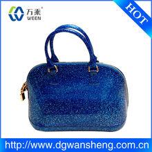 2013 newest pvc hand bag/the same style hand bag like superstar