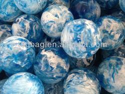 2014 hollow rubber bouncing balls