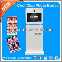 Portable Social Media Photo Booth Kiosk