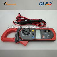 AC/DC Digital Clamp Electronic Tester Meter Tool Multimeter Voltmeter LCD Digital Clamp Meter Multimeter UT201