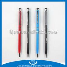 Multifunction Black Stylus Ballpoint Pens Felt Tip Pens