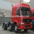 China novo trator HOWO caminhões 6 x 4