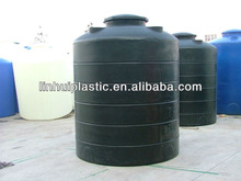 Rotomolding Black PE 250 gallon water tank