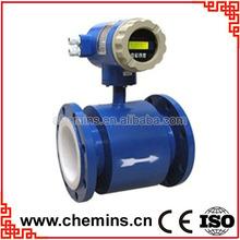 CMS-LDG series electromagnetic flow meter/ acid flow meter