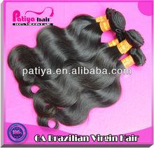 the Devil Style 100% Human Virgin Brazilian Hair AAAAA Body Wave