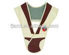 back pain relief massage belt/tapping massager belt/shoulder massage belt