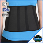 breathable adjustable waist belt support