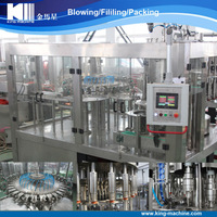 Complete Drinking Water / Mineral Water Bottling Plant