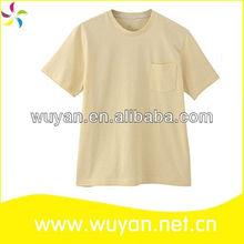 OEM factory plain baby t-shirt/organic cotton kids t-shirt/ogranic baby t-shirt