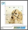 precioso perro de estilo relojes de pared de venta al por mayor directamente de fábrica
