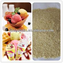 edible food glue ingredients /edible skin gelatin glue