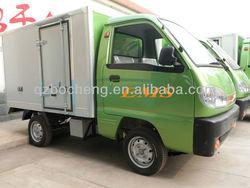 Newest China FEDEX/EMS/UPS/DHL Express Electric Transport Truck