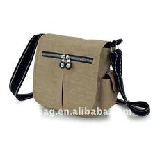 Hot Sell Design men Shoulder Bag,Washed 420D polyester messenger Bag