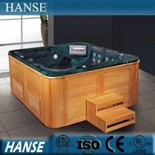 SPA-003 luxury hot tub spa/ acrylic massage hot spa/ jetted tub hydro spa
