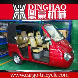 Best selling cheap 4-6 three wheel motorcycle passengers