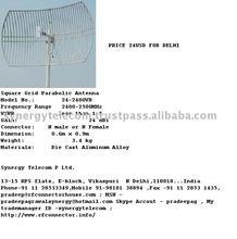 24BDI 2-4GC SEMI Grid Antennas WiFi Antenna