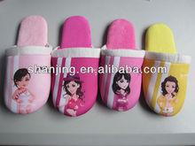 made in china sheepskin slippers women