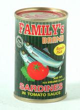 Family's Brand Sardines in Tomato Sauce