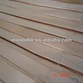 chinês maple folheado da madeira compensada para armários