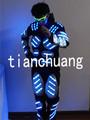 led de cosplay disfraces luminoso