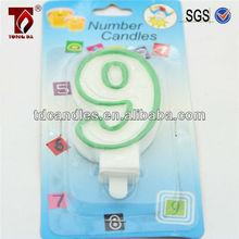 Green cheap candle exporter