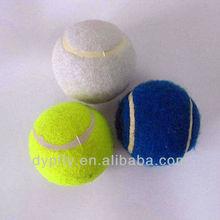 Coloured training cheap tennis ball brands