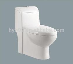 China Sanitary Ware Bathroom One Piece Toilet