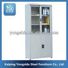 2 doors metal locker