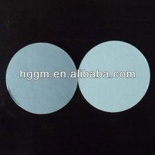 embossed alu foil for food seal aluminium lid