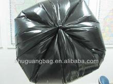 plastic hdpe environmental trash bag for cars / garbage bags/ sack bags