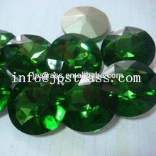 cheap super shining decorative glass bead for T shirt