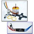 F00177-a 6 ensembles. a2212 1000kv& 30a moteur brushless esc pour rc quadcopter hexacopter multi.- rotor