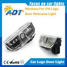 new and hot car led courtesy logo light/LED logo door light for Prosche