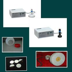 Portable induction aluminum foil sealer