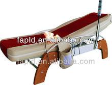 proleader far infrared jade roller body shiatsu massage bed 6018X3
