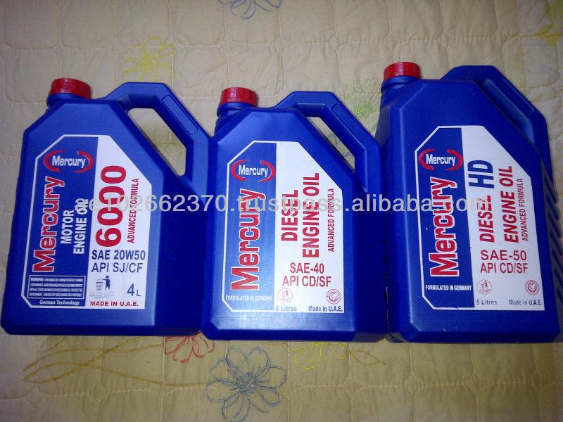 Diesel Engine Oil SAE-40