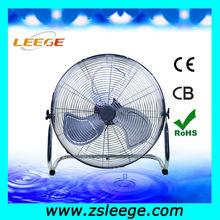 Cheap Round Floor Fan 20 inch quiet floor fan