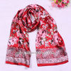 2013 Wholesale fashion elegant Ladies shawls with flowers