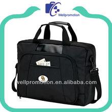 """Wellpromotion polyester 15.6"""" laptop bag for men"""