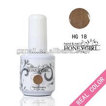 fashion nail art hot selling soak off uv led gel nail